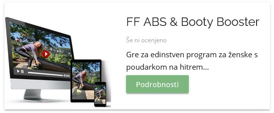 FF ABS & Booty Booster